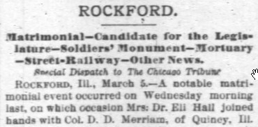 ChicagoDailyTribuneChicagoIllinois6March1882Page5