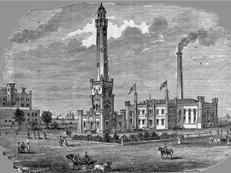 ChicagoWaterTowerPumpingStationpublished18861