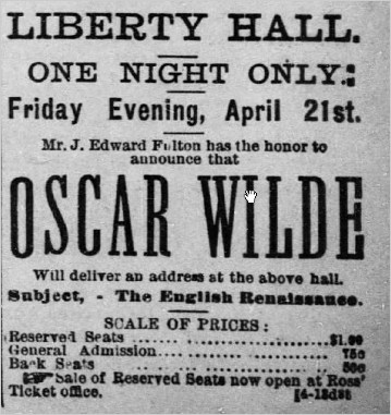 LawrenceDailyJournalLawrenceKansas18April1882Page1